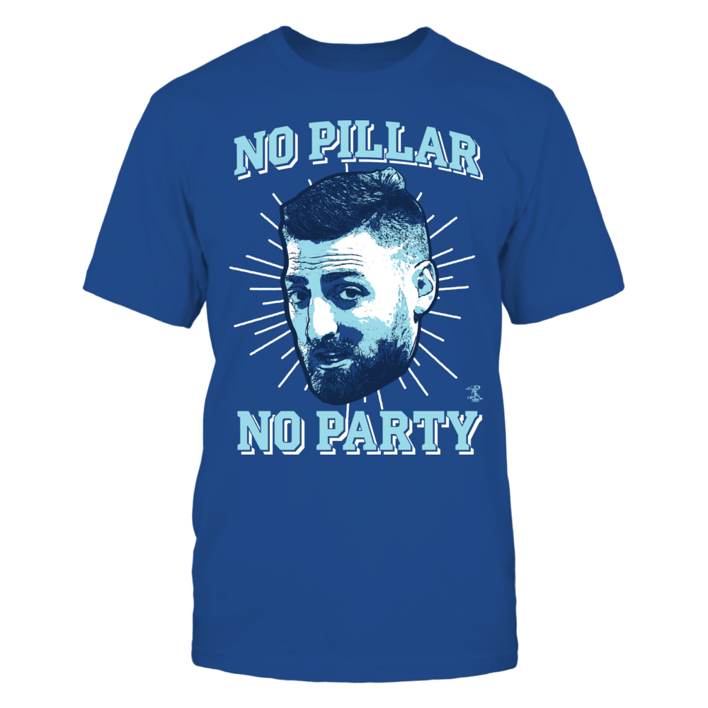 Kevin Pillar - No Party Front picture