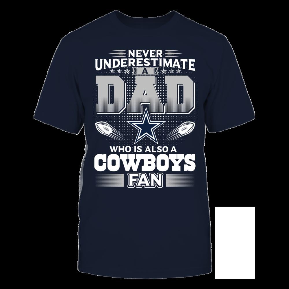 Dallas Cowboy - Dad Front picture