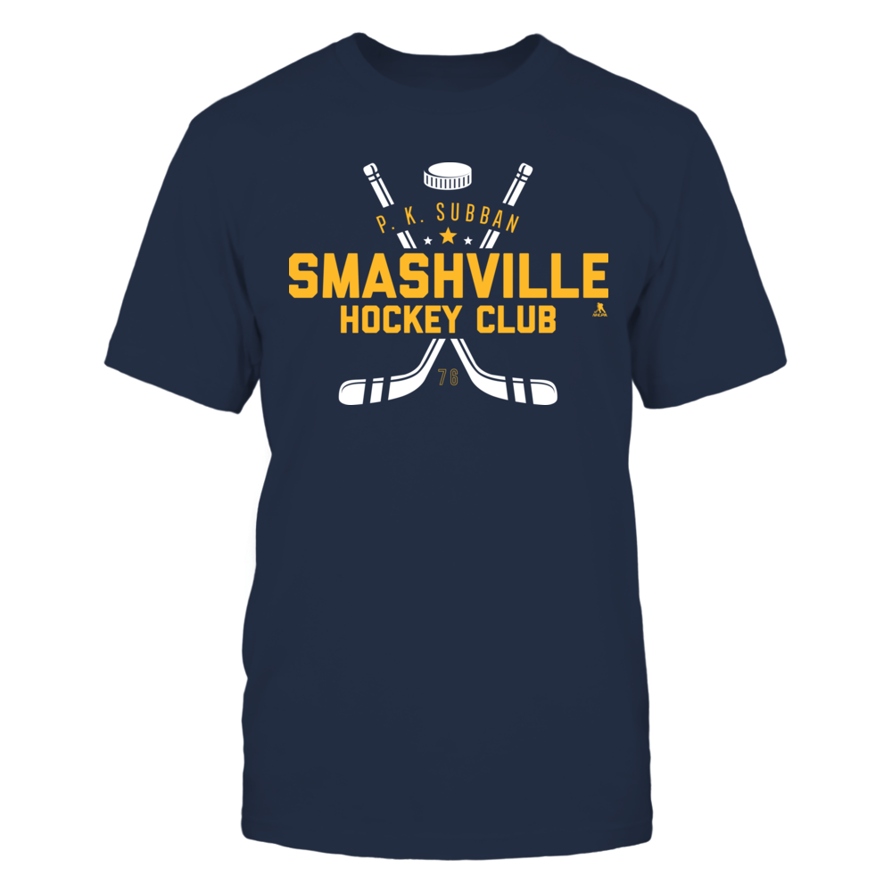 P.K. Subban - Smashville Hockey Club Front picture