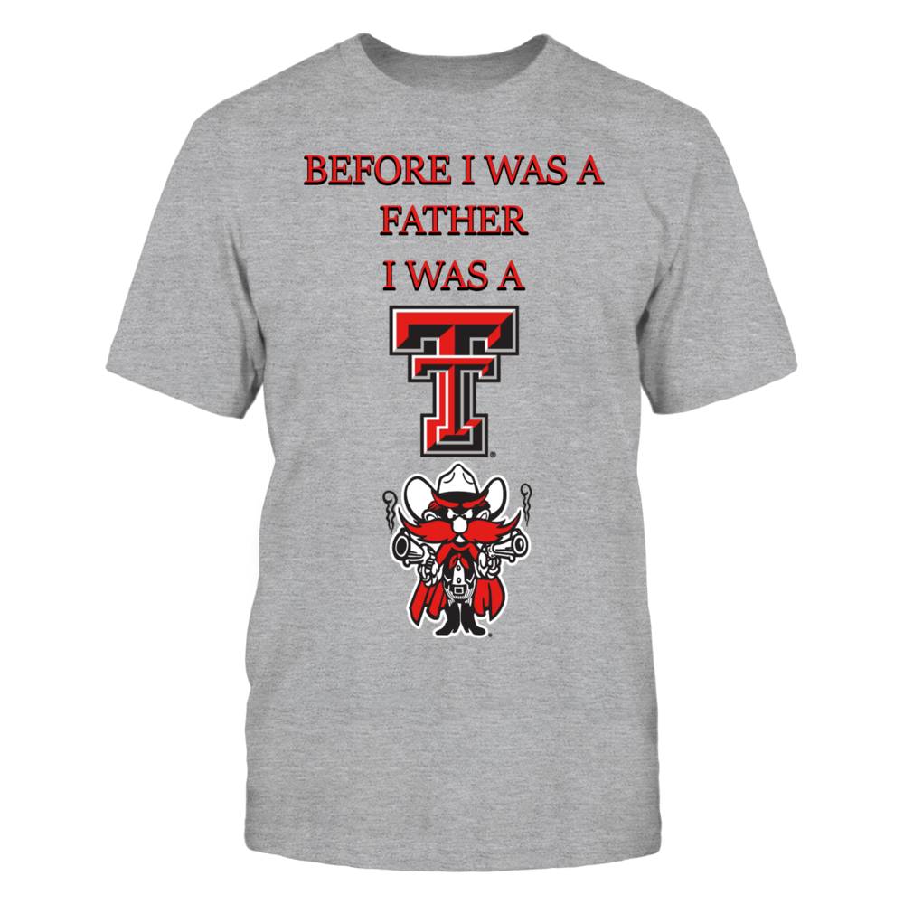 Texas Tech Red Raiders Before I was a Father Front picture