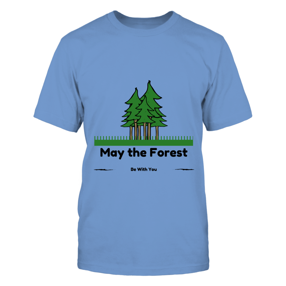 TShirt Hoodie May the Forest Be with You FanPrint