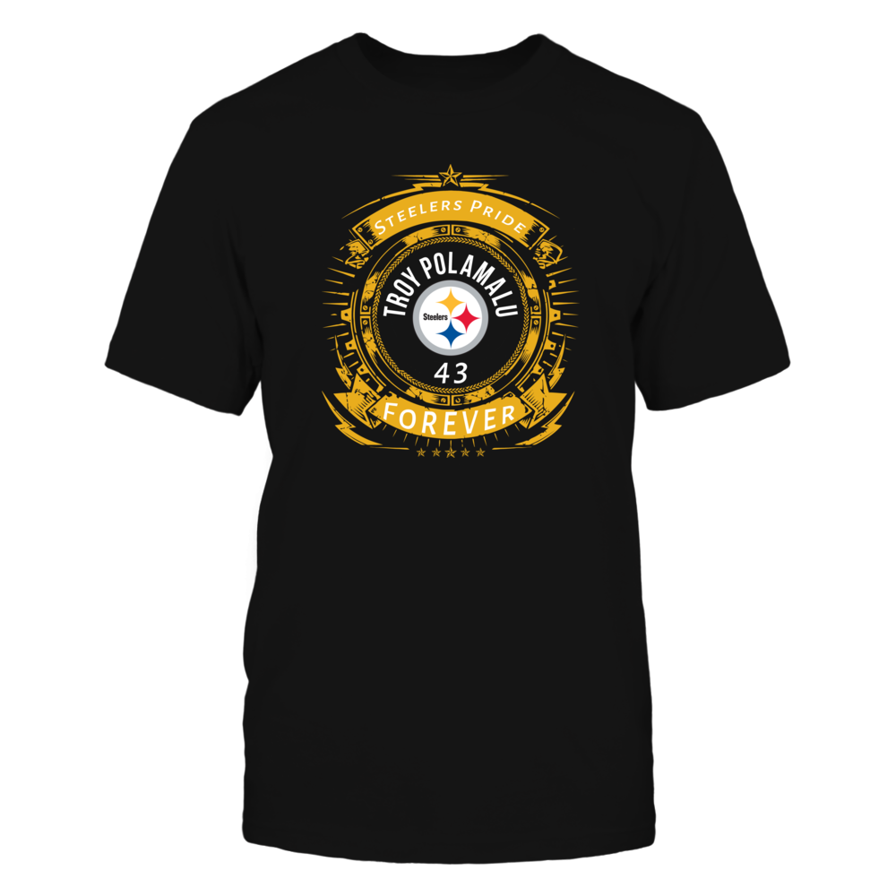 Black and Gold Steelers Stuff Front picture
