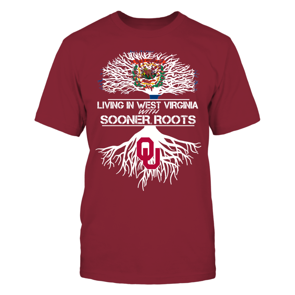 Oklahoma Sooners - Living Roots - WV Front picture