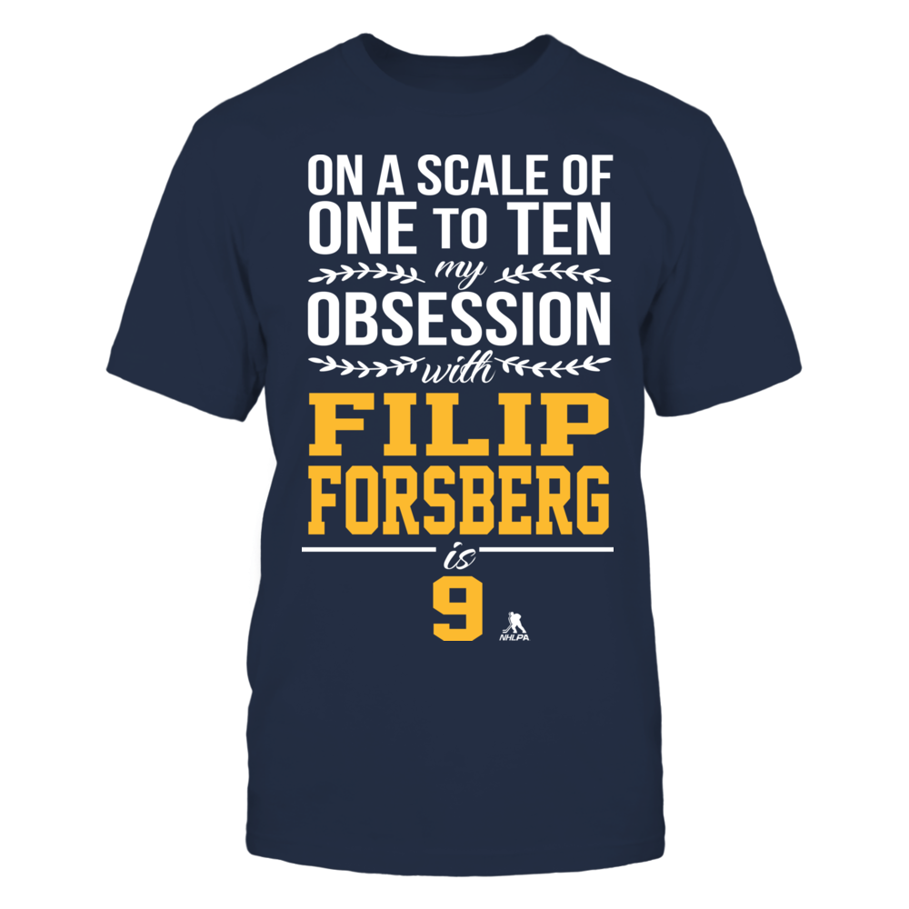 Filip Forsberg - Obsession Level Front picture