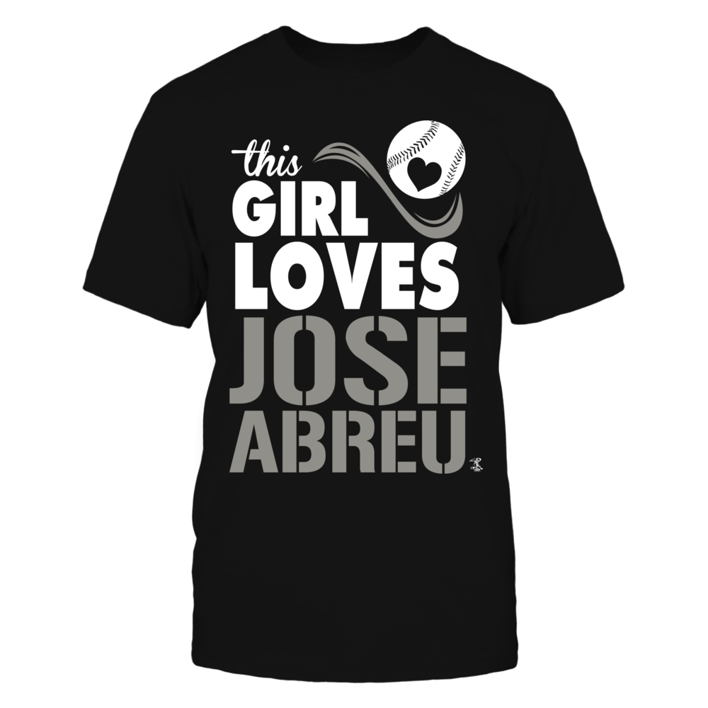 Jose Abreu - This Girl Loves Front picture