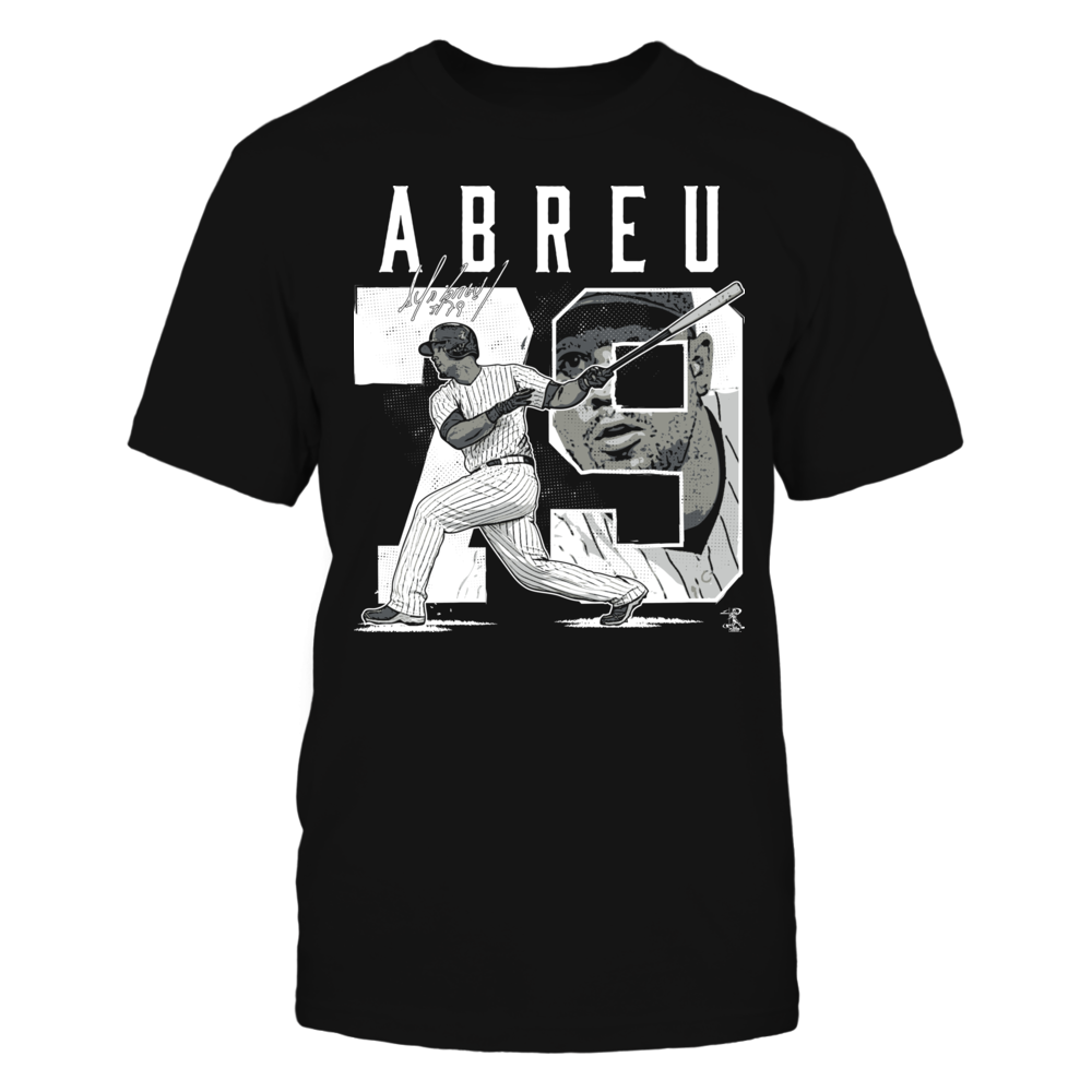 Jose Abreu - Player Number Front picture