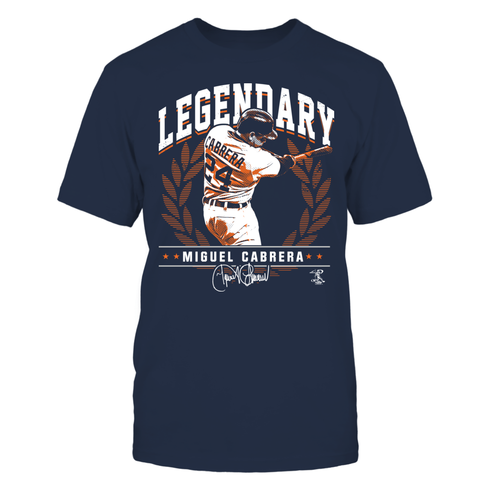 Miguel Cabrera - Legendary Front picture