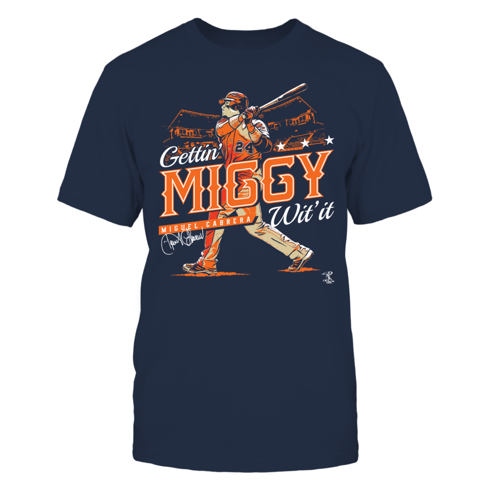 Miguel Cabrera Miguel Cabrera - Gettin' Miggy With It FanPrint