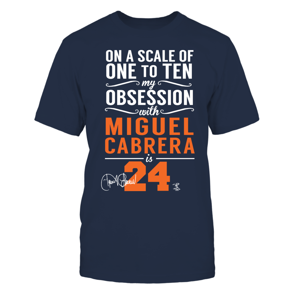 Miguel Cabrera - Obsession Level Front picture