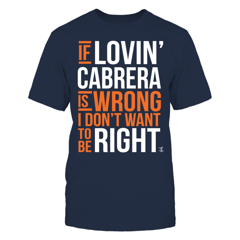 Miguel Cabrera - Loving Wrong Right Front picture