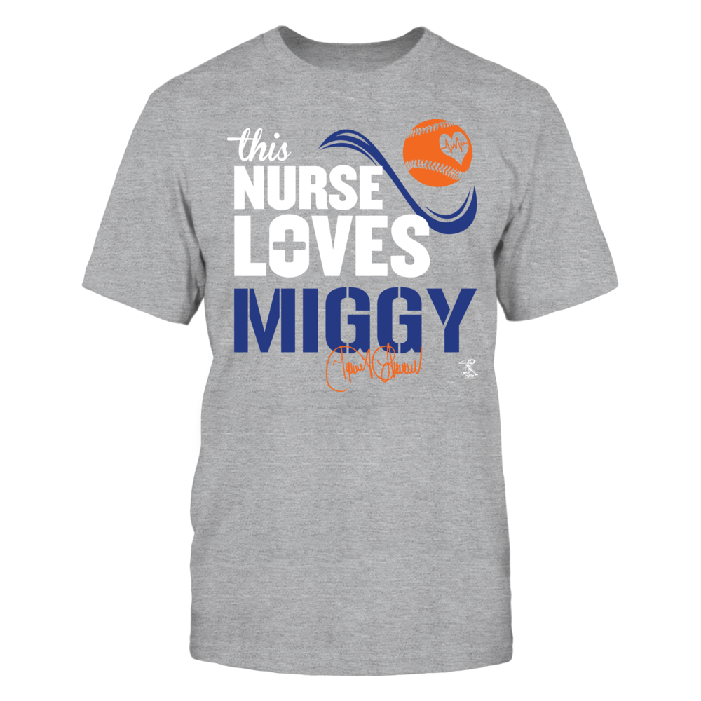 Miguel Cabrera - This Nurse Loves Front picture