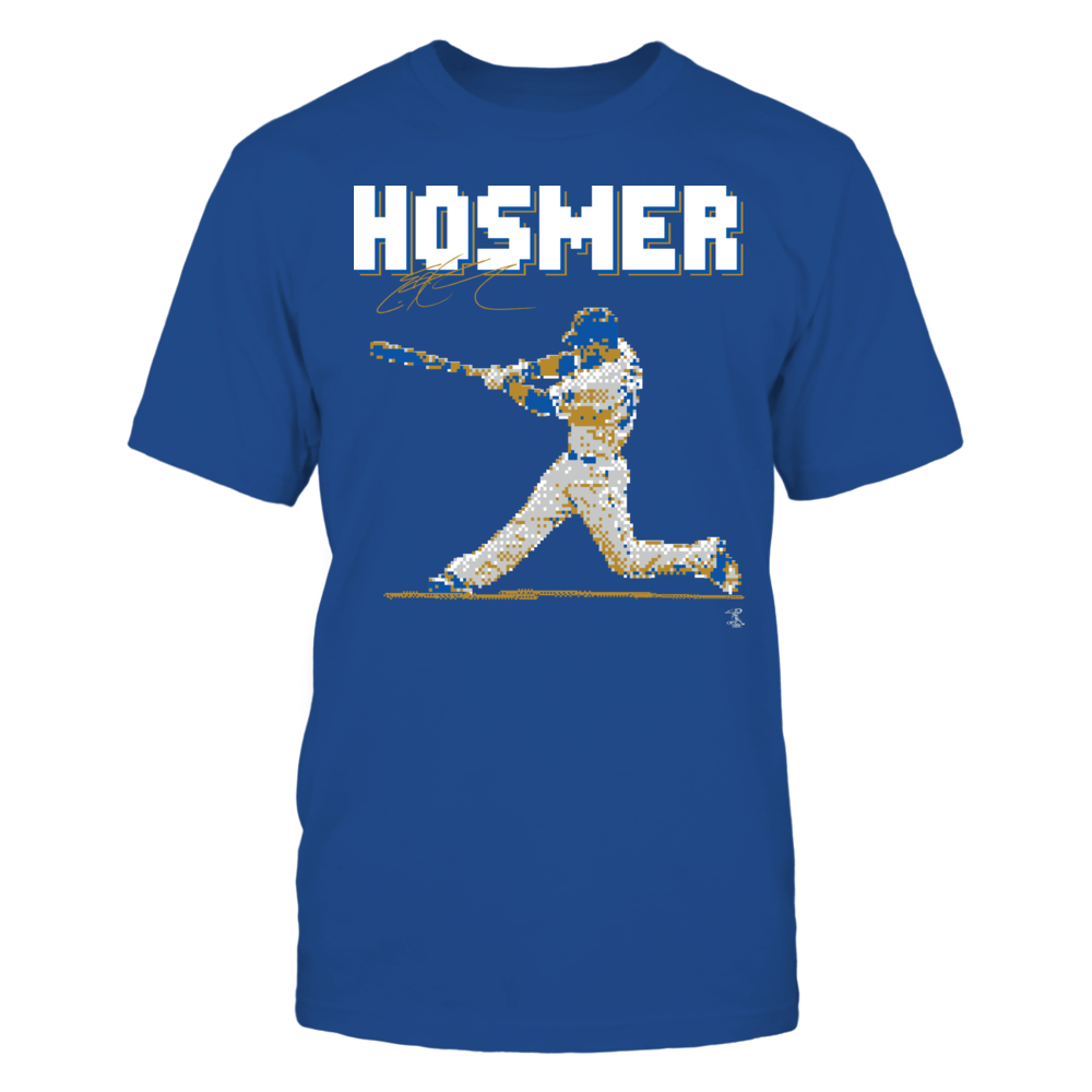 Eric Hosmer - 8-Bit Front picture