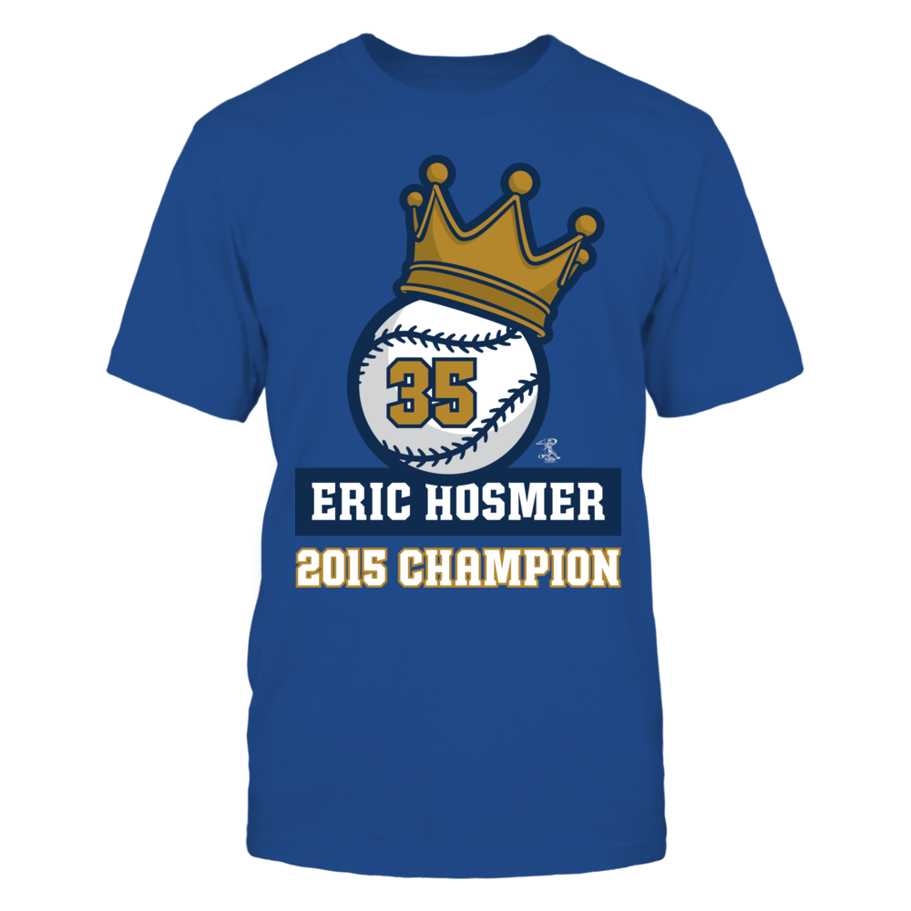 Eric Hosmer - Baseball Crown Front picture