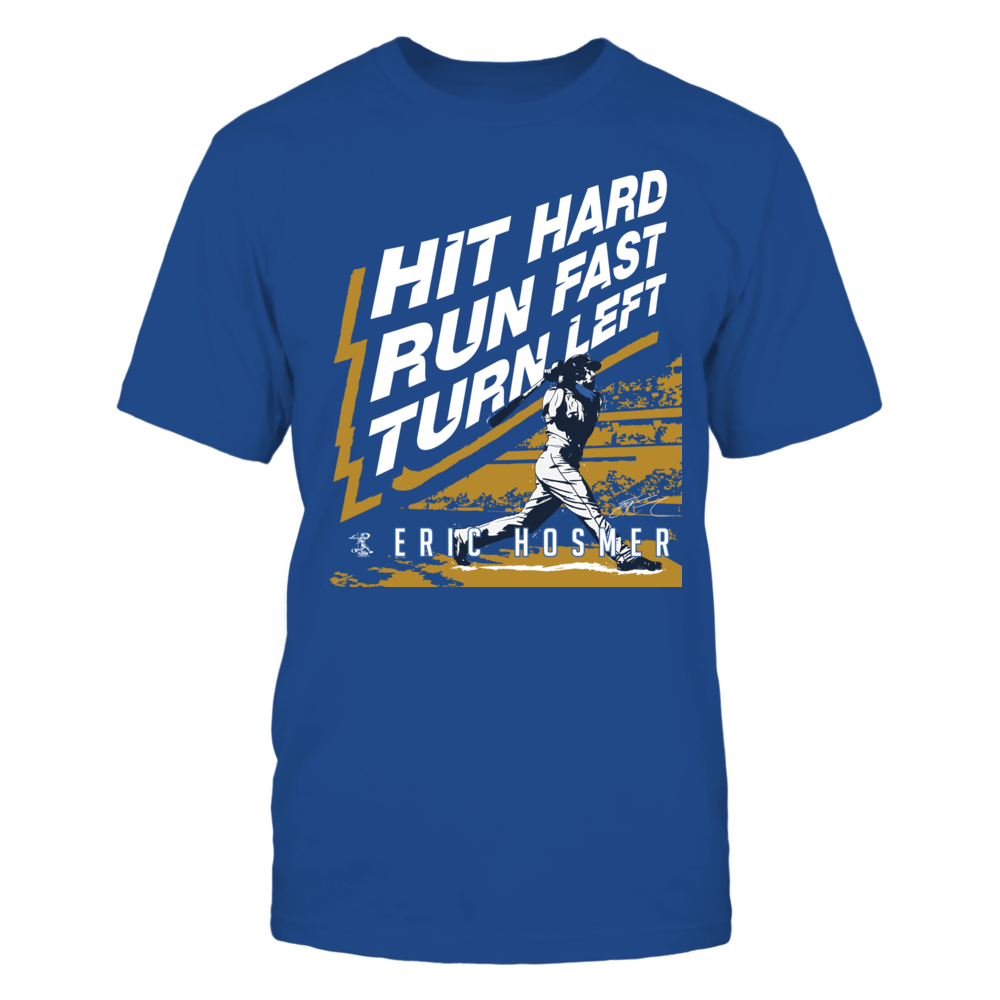 Eric Hosmer - Hit Run Turn Front picture