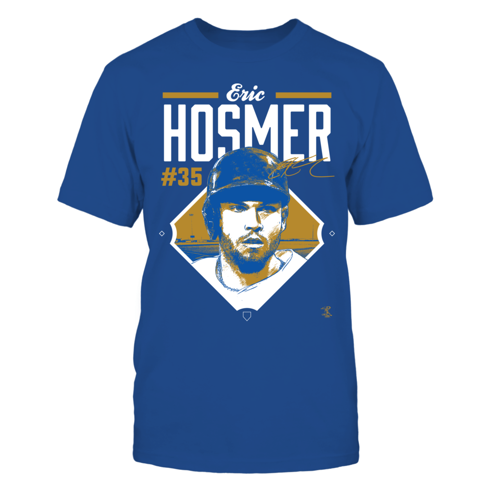 Eric Hosmer - Player Portrait Front picture