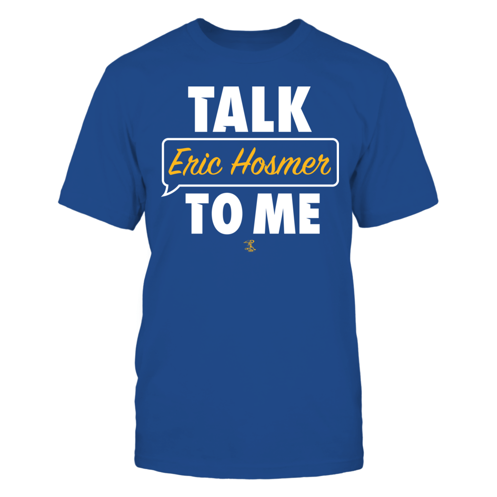 Eric Hosmer - Talk To Me Front picture