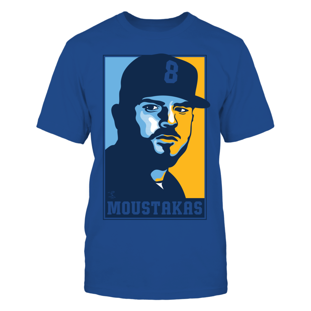 Mike Moustakas - Hope Front picture