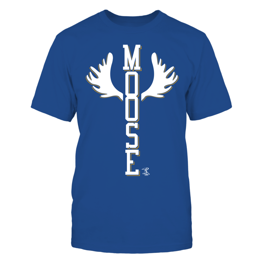 Mike Moustakas - Moose Antlers Front picture