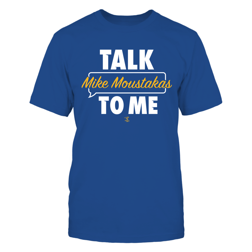 Mike Moustakas - Take To Me Front picture