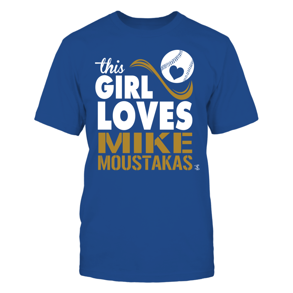 Mike Moustakas - This Girl Loves Front picture
