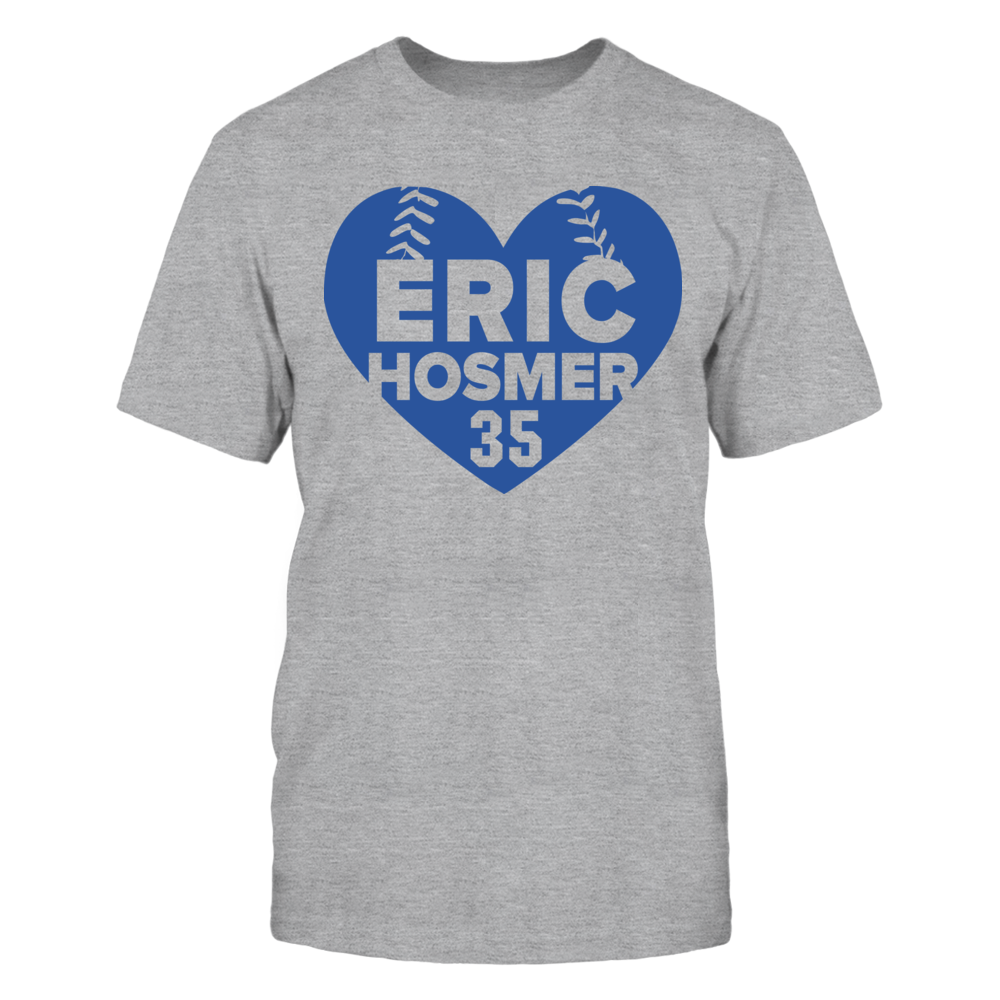 Eric Hosmer - Name Love Front picture