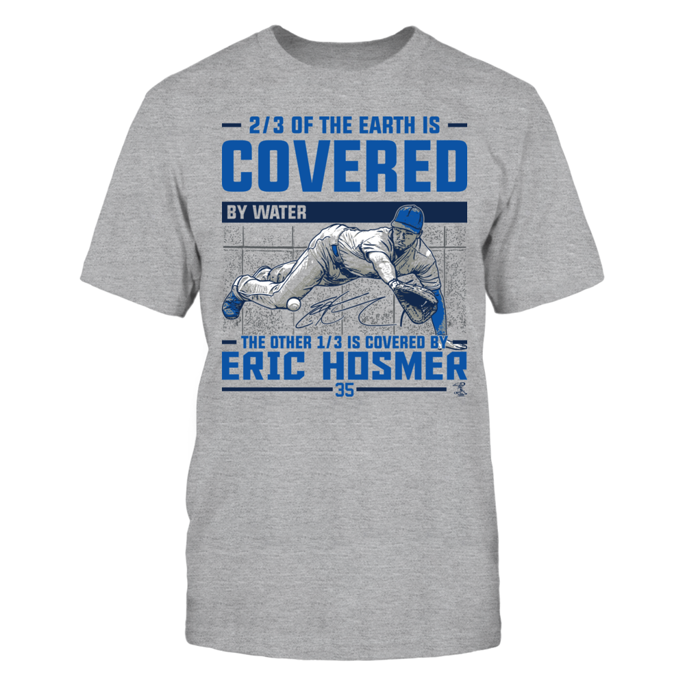 Eric Hosmer - Covered By Front picture