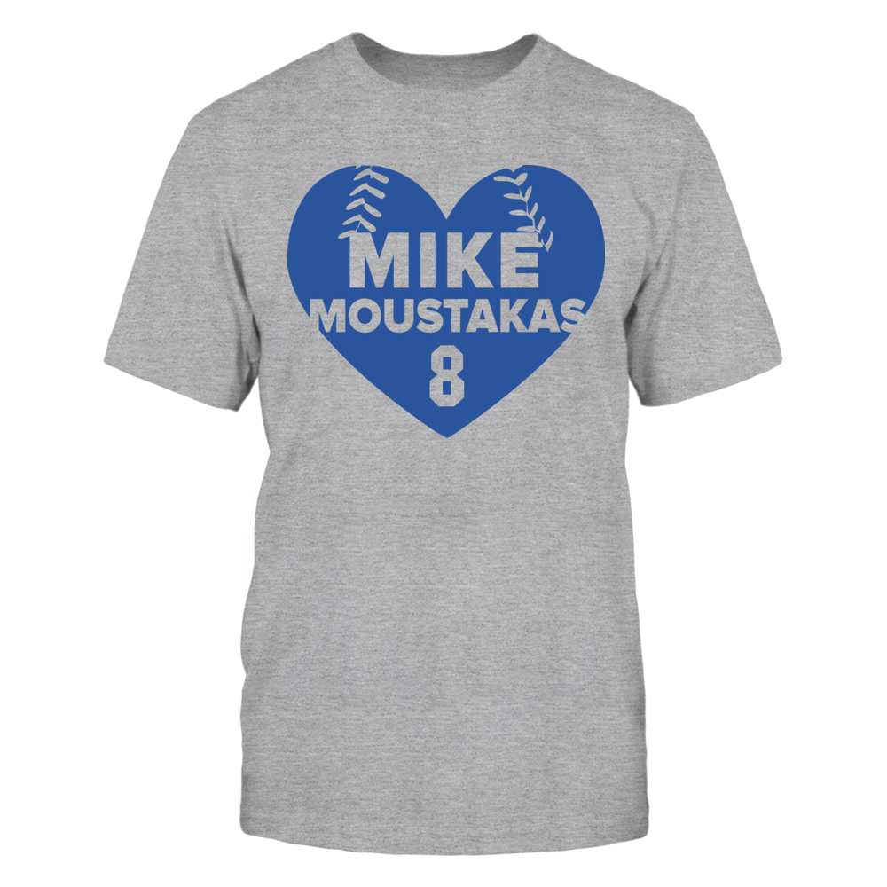 Mike Moustakas - Name Love Front picture