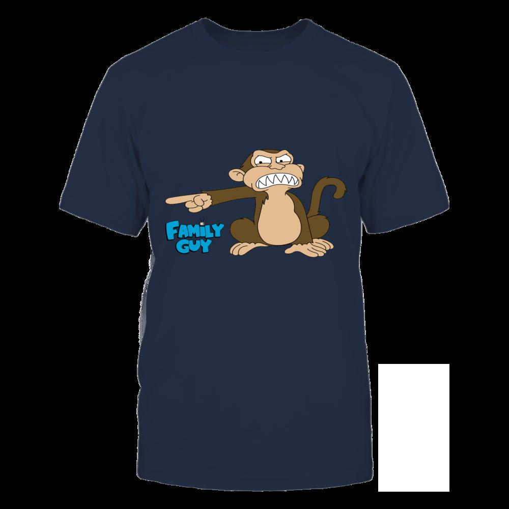 Family Guy Family Guy evil monkey t-shirt FanPrint