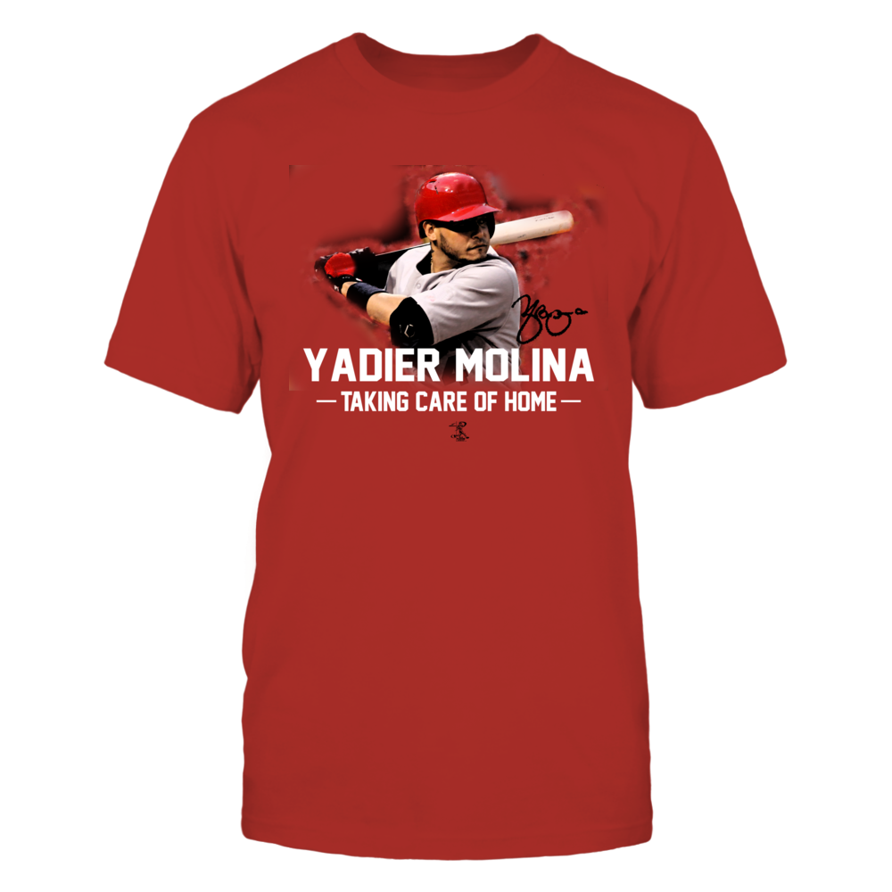 Yadi Taking Care of Home Front picture