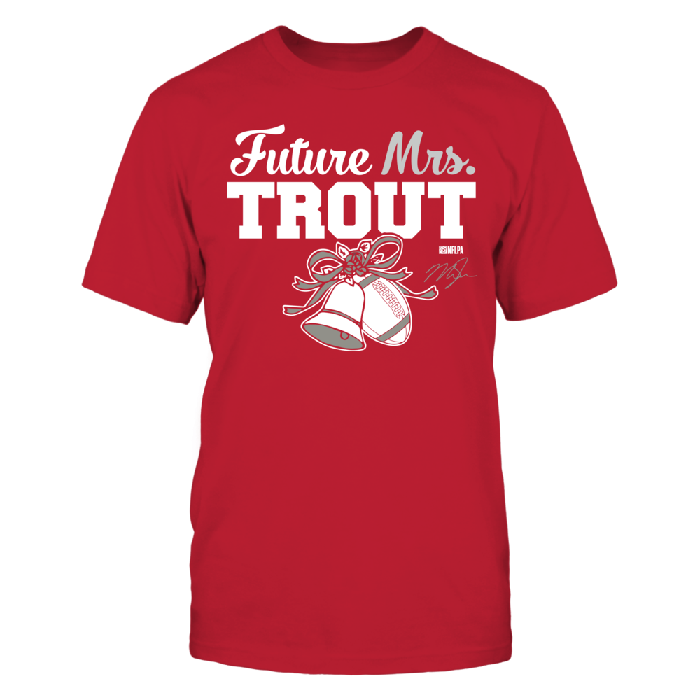 Mike Trout - Future Mrs. Front picture