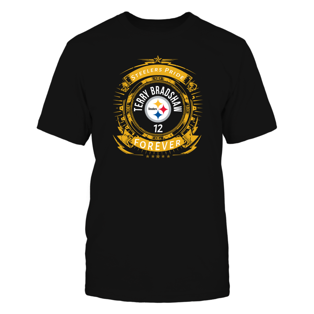 Steelers Pride - Terry Bradshaw Front picture