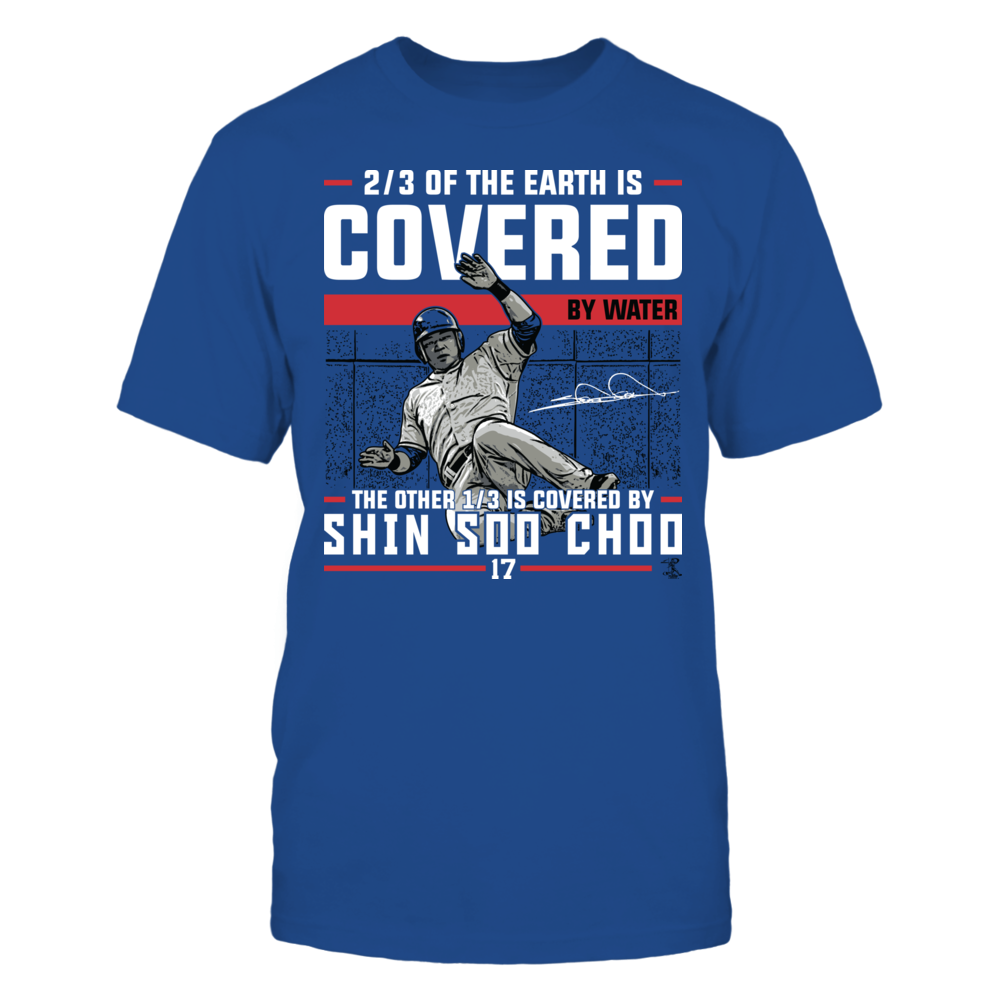 Shin-Soo Choo - Covered By Front picture