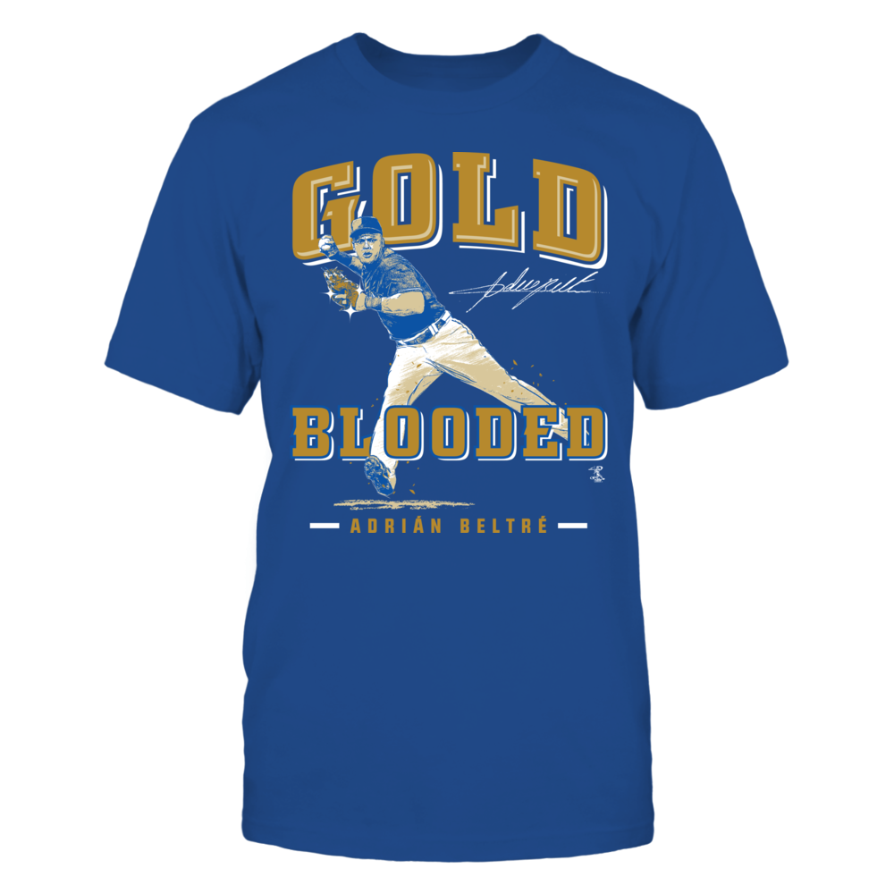 Adrian Beltre - Gold Blooded Front picture