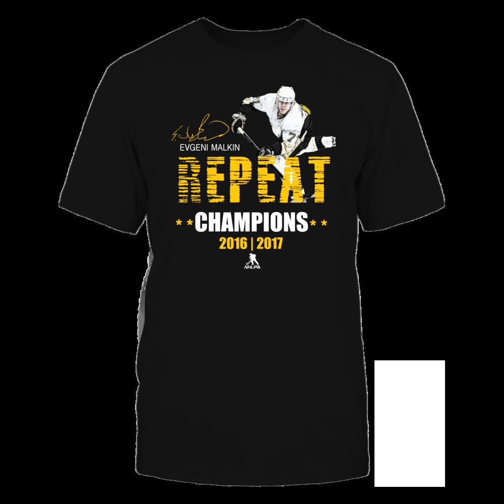 Evgeni Malkin Repeat Champions - Evgeni Malkin FanPrint