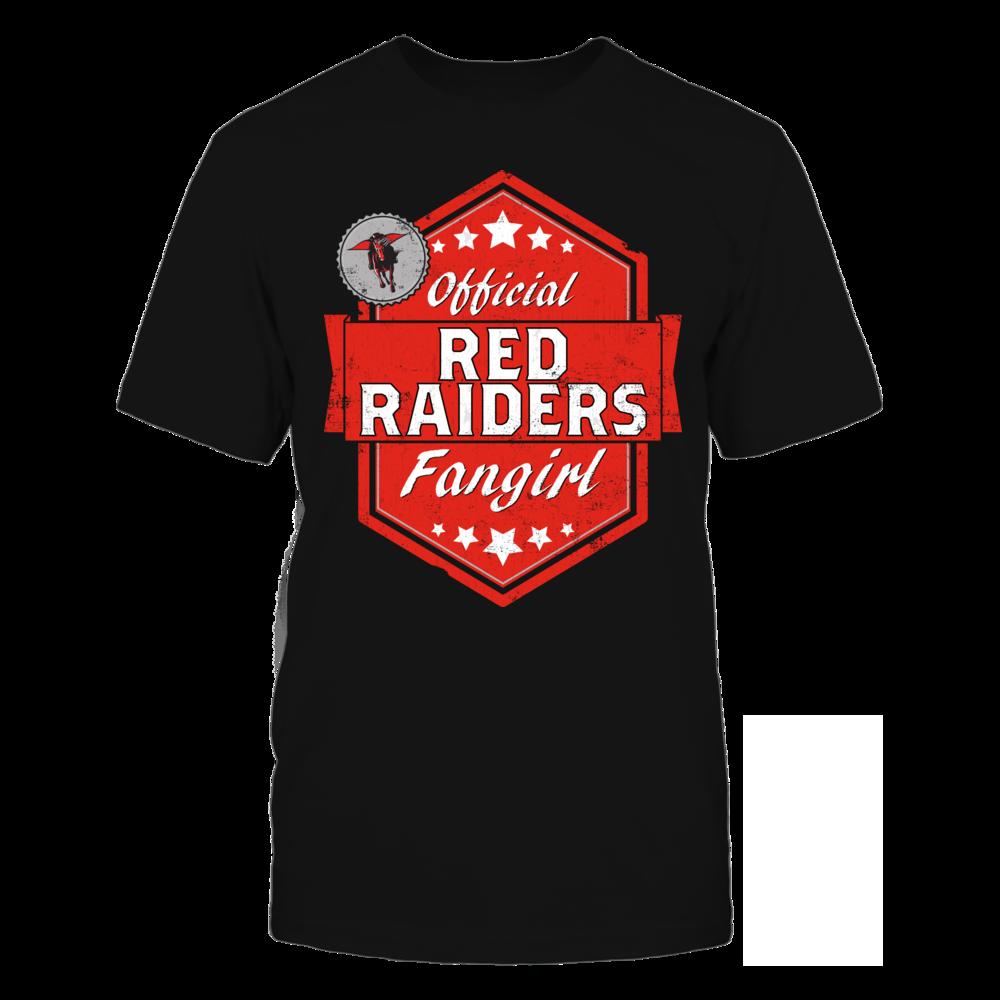 Texas Tech Red Raiders Official Red Raiders Fangirl - Texas Tech University FanPrint