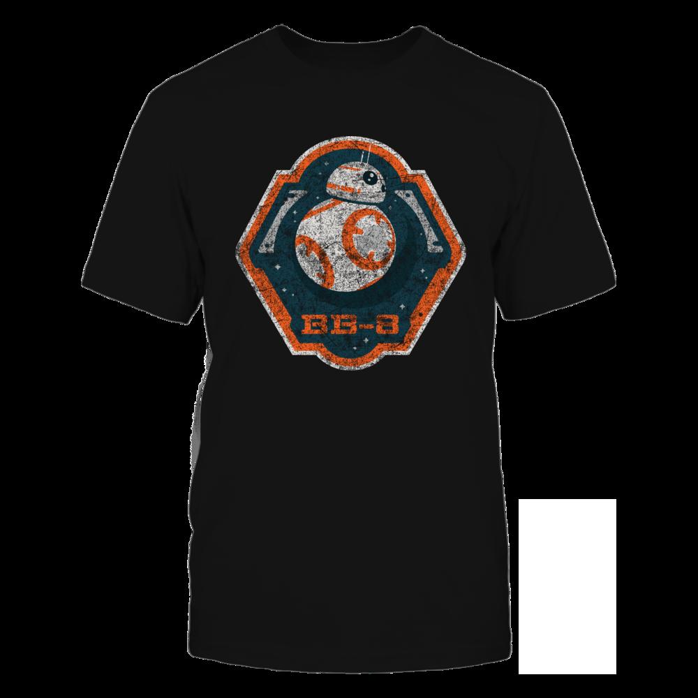 Star War T-shirt: Baze Malbus Front picture
