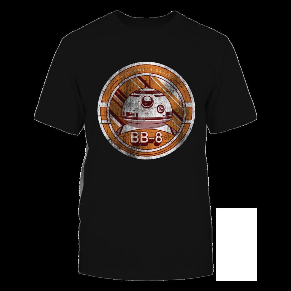 Star War T-shirt: BB-8 Medallion Front picture