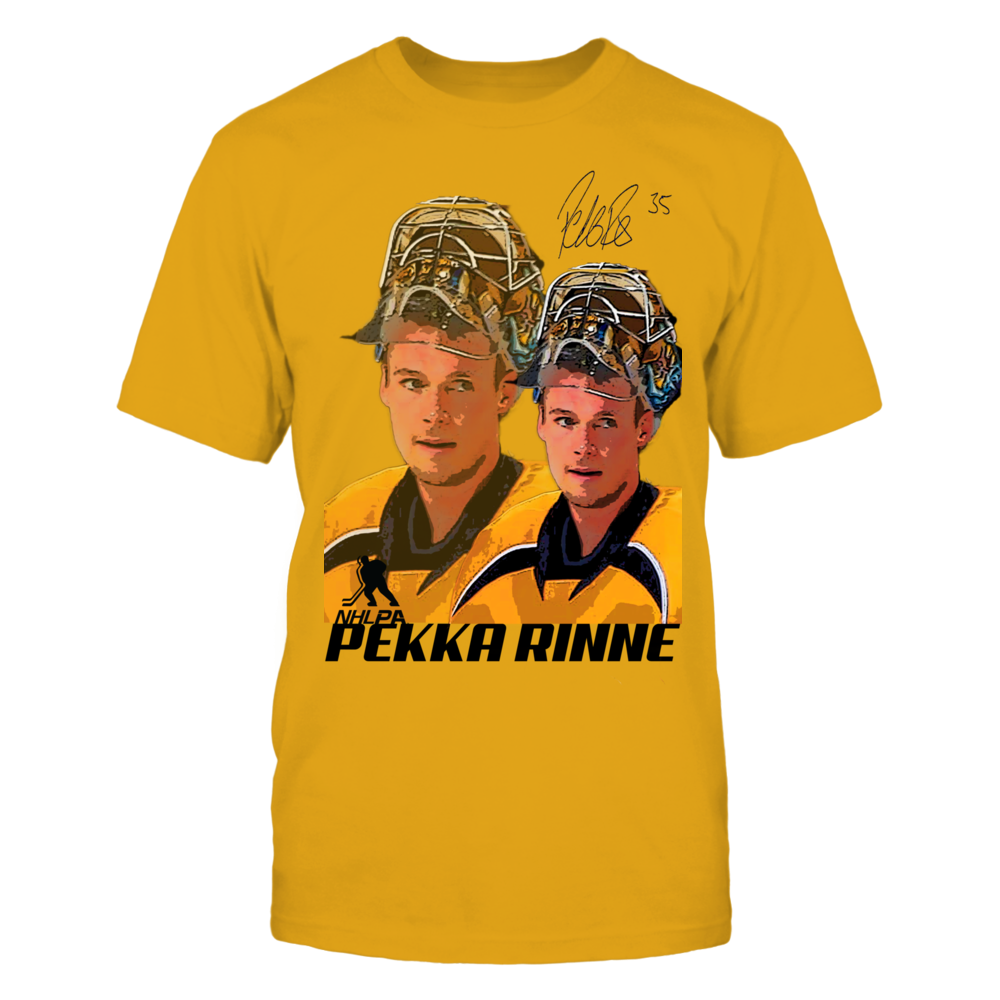 Pekka Rinne FanFront Top Goalie Front picture