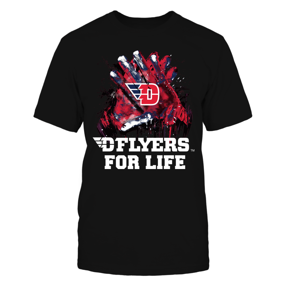Dayton Flyers - For Life Front picture