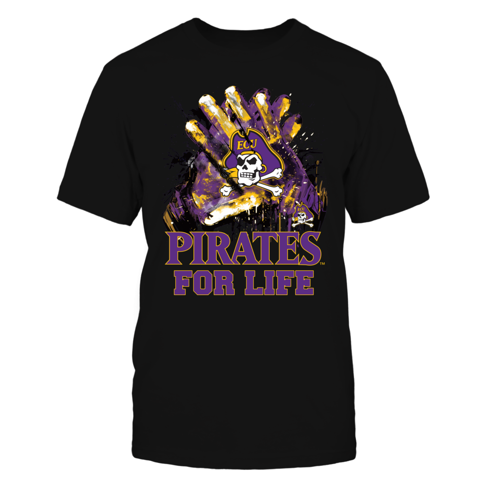 East Carolina Pirates - For Life Front picture