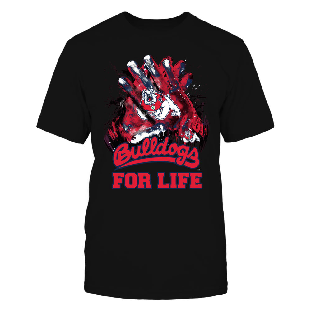 Fresno Bulldogs - For Life Front picture
