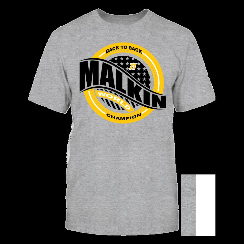 Evgeni Malkin Evgeni Malkin-Back To Back Champs FanPrint