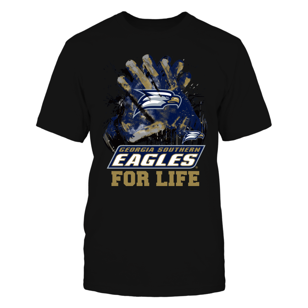 Georgia Southern Eagles - For Life Front picture