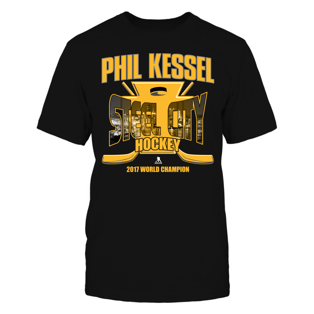 Phil Kessel - Steel City Hockey - 2017 World Champion Front picture