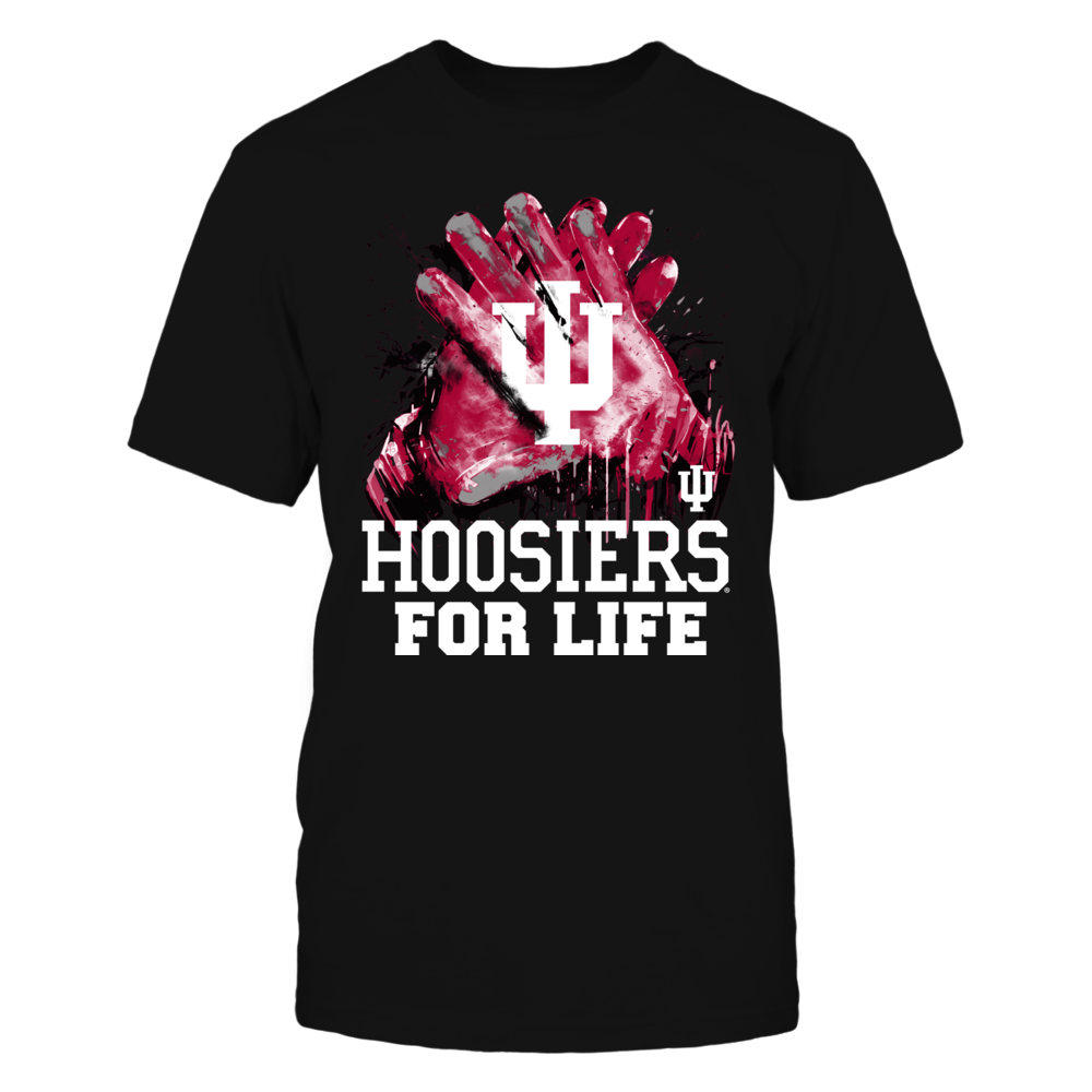 Indiana Hoosiers - For Life Front picture