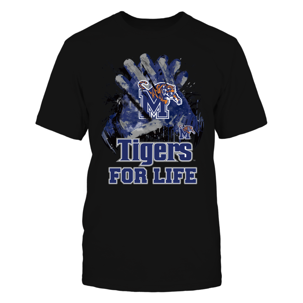 Memphis Tigers - For Life Front picture