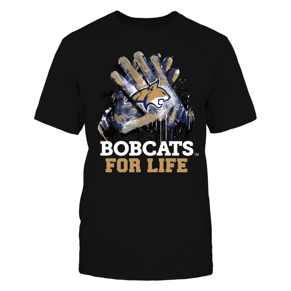 Montana State Bobcats - For Life Front picture