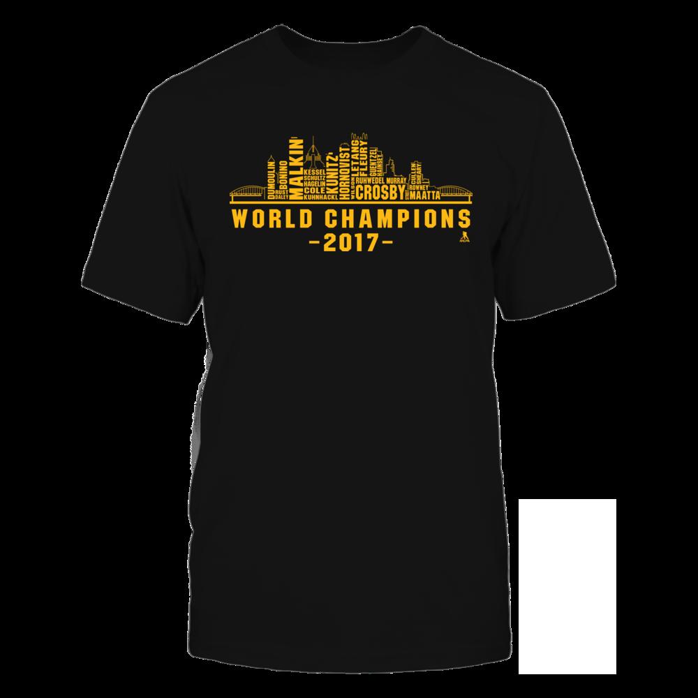 Evgeni Malkin - Skyline 2017 World Champions Front picture