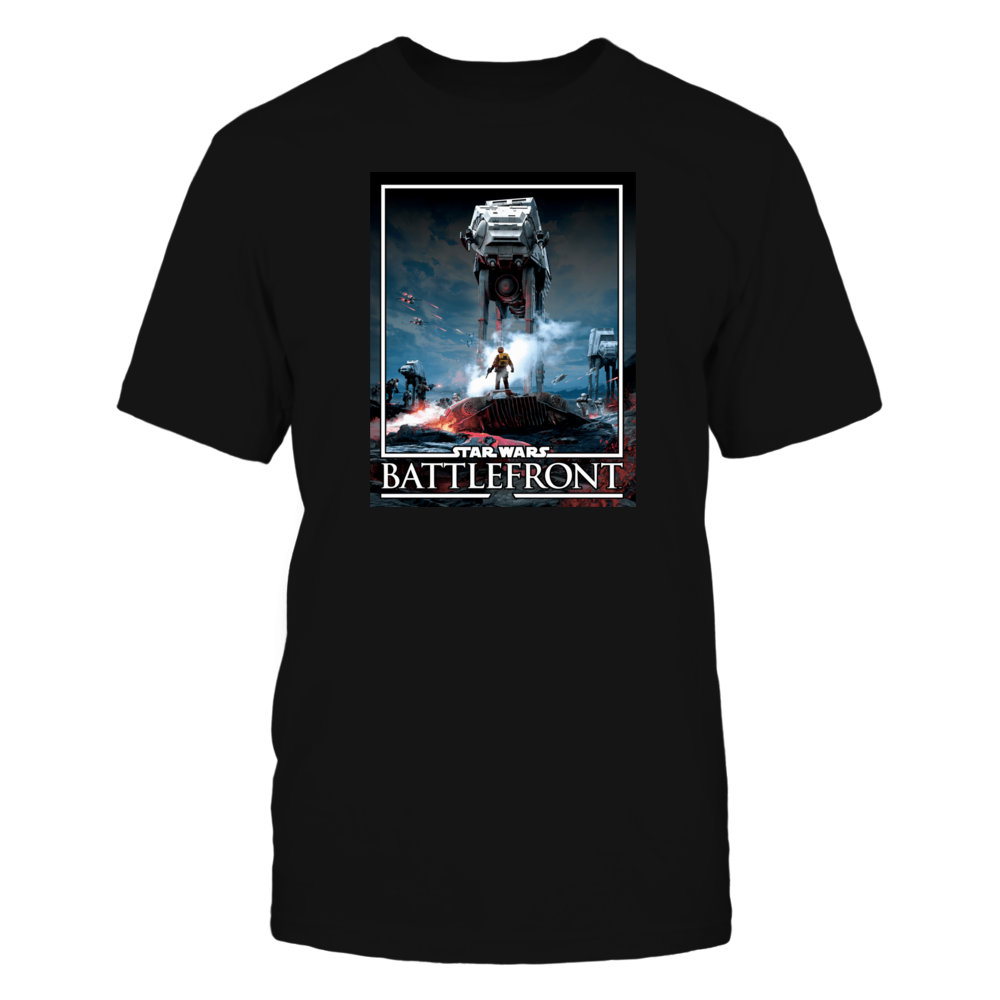 Star War T-shirt: Battlefront AT-AT Front picture
