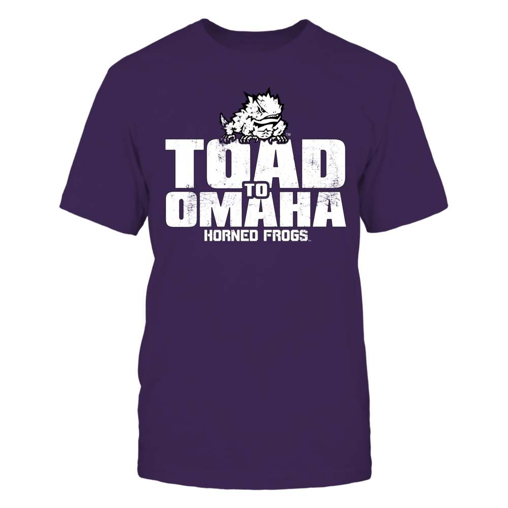 TCU Horned Frogs - Toad to Omaha Front picture